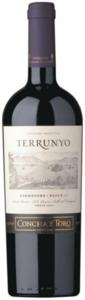 Concha Y Toro Terrunyo Block 27 Vineyard Selection Carmenère 2009, Peumo Vineyard, Peumo, Cachapoal Valley Bottle