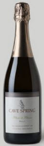 Cave Spring Brut Blanc De Noirs Estate 2006, VQA Beamsville Bench, Niagara Peninsula Bottle