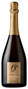 13th Street Grande Cuvée Blanc De Noirs 2006, VQA Niagara Peninsula Bottle