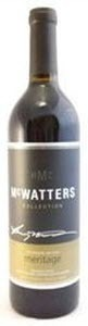 Mcwatters Collection Meritage 2007, Okanagan Valley Bottle