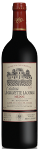Château La Gravette Lacombe 2009, Médoc Bottle