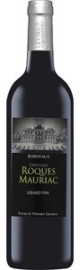 Château Roques Mauriac 2010, Ac Bordeaux Supérieur Bottle