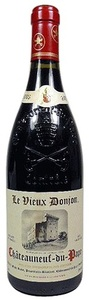 Le Vieux Donjon Châteauneuf Du Pape 2010, Ac Bottle