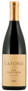Lafond Srh Pinot Noir 2010, Santa Rita Hills Bottle