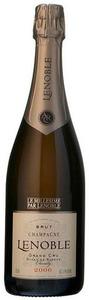 A.R. Lenoble Grand Cru Blanc De Blancs Brut Champagne Bottle