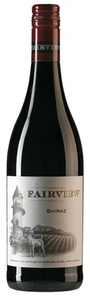 Fairview Shiraz 2009, Wo Coastal Region Bottle