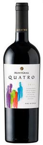 Montgras Quatro 2011, Colchagua Valley Bottle