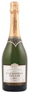 K W V Cathedral Cellar Brut 2009, Wo Western Cape, South Africa, Méthode Cap Classique Bottle