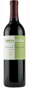 St. Supéry Cabernet Sauvignon 2007, Napa Valley Bottle