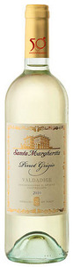 Santa Margherita Pinot Grigio 2011, Doc Valdadige (375ml) Bottle