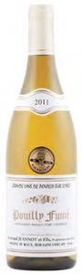 Domaine De Riaux Pouilly Fumé 2011, Ac Bottle