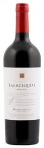 Valle Las Acequias Oak Malbec 2007, Estate Don Angelino, Medrano, Mendoza Bottle
