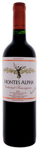 Montes Alpha Cabernet Sauvignon 2010, Colchagua Valley Bottle