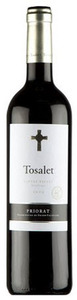Tosalet Old Vines 2009, Do Priorat Bottle