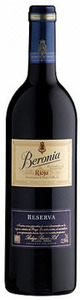 Beronia Reserva 2007, Doca Rioja Bottle