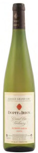 Dopff & Irion Vorbourg Pinot Gris 2009, Ac Alsace Grand Cru Bottle