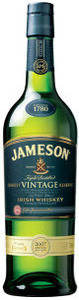 Jameson Rarest Vintage Reserve Irish Whiskey Bottle