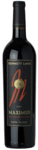 Bennett Lane Maximus Red Feasting Wine 2006, Napa Valley Bottle