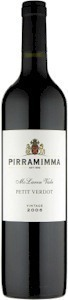 Pirramimma Petit Verdot 2010, Mclaren Vale, South Australia Bottle