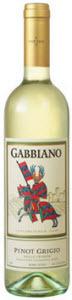 Gabbiano Pinot Grigio 2009, Venetia Bottle