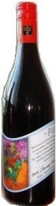 Reif Estates The Fool Gamay Nouveau 2012, VQA Ontario Bottle