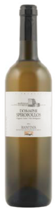 Domaine Spiropoulos Mantinia 2011, Pdo Mantinia Bottle