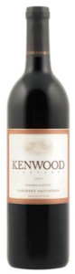 Kenwood Cabernet Sauvignon 2009, Sonoma County Bottle