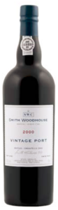 Smith Woodhouse Vintage Port 2007, Doc Douro, Btld. 2009 Bottle