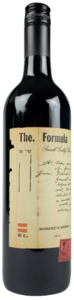 Small Gully The Formula Robert's Shiraz 2007, South Australia Bottle