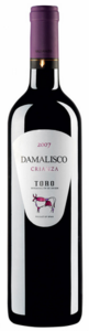 Damalisco Crianza 2008, Do Toro Bottle