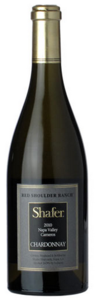 Shafer Red Shoulder Ranch Chardonnay 2010, Carneros, Napa Valley Bottle