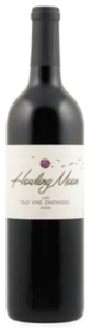 Howling Moon Old Vine Zinfandel 2009, Lodi Bottle