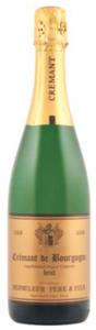 Dufouleur Père & Fils Brut Crémant De Bourgogne 2008, Ac, Méthode Traditionnelle Bottle