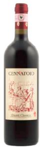 Cennatoio Chianti Classico 2010, Docg Bottle
