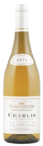 Domaine Vincent Sauvestre Chablis 2011, Ac Bottle