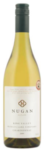 Nugan King Valley Frasca's Lane Chardonnay 2009, King Valley, Victoria Bottle