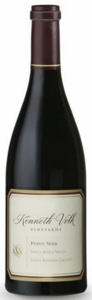 Kenneth Volk Santa Maria Cuvée Pinot Noir 2008, Santa Maria Valley, Santa Barbara County Bottle