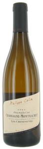 Philippe Colin Chassagne Montrachet Les Chaumées Premier Cru 2008 Bottle
