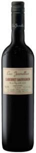 Les Jamelles Cabernet Sauvignon 2011 Bottle