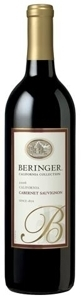 Beringer California Collection Cabernet Sauvginon 2010 Bottle