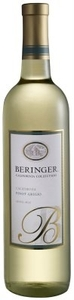 Beringer California Collection Pinot Grigio 2011 Bottle