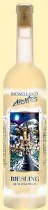 Moselland Ars Vitis Riesling Winter Scene 2011 Bottle