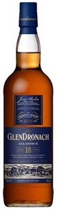 Glendronach 18 Years Old Single Malt Scotch Bottle