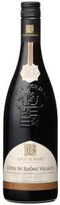 Louis Bernard Cotes Du Rhone Villages 2010 Bottle