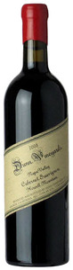 Dunn Vineyards Howell Mountain Cabernet Sauvignon 2008, Napa Valley Bottle