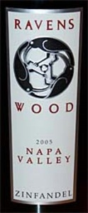 Ravenswood Napa Valley 2005 Bottle
