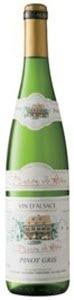 Baron De Hoen Pinot Gris Reserve 2010 Bottle