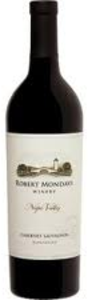 Robert Mondavi Cabernet Sauvignon 2009, Napa Valley Bottle