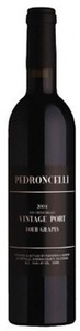 Pedroncelli Four Grapes Vintage Port 2006, Dry Creek Valley (500ml) Bottle