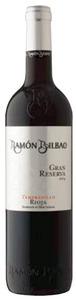 Ramón Bilbao Tempranillo Gran Reserva 2004, Doca Rioja Bottle